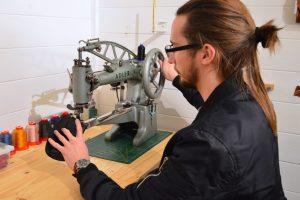 Atelier maroquinier