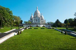 sacré-coeur à Montmartre